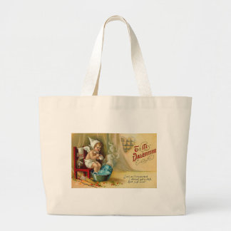 To My Valentine Canvas Bags