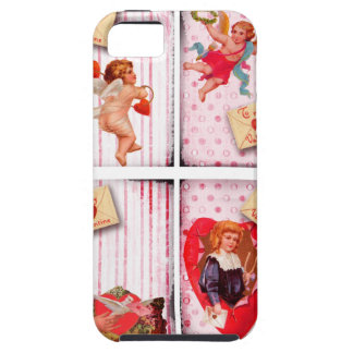 To My Valentine Vintage Valentine's Day Cupid iPhone 5 Covers