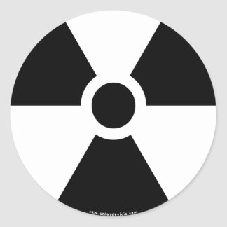 To nuclear sticker