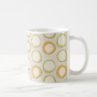 To pave to Eclipse Mid-Century Modern - Black Coffee Mug