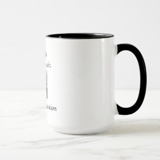 to quilt or not to quilt mug