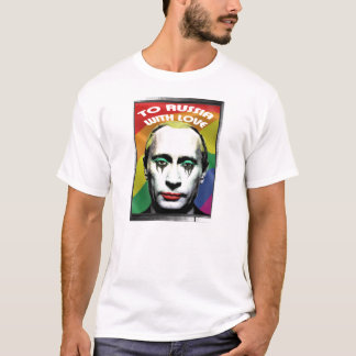 To Russia with Love T-Shirt