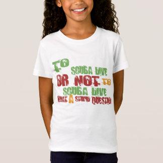 To Scuba Dive T-Shirt