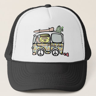 To sees whatever trucker hat