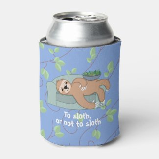 To Sloth or Not to Sloth Sleeping with Vine Leaves Can Cooler
