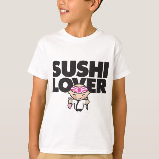 to sushilover t-shirts