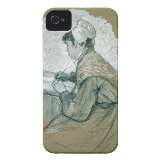 'To the author of St. Lazare, 1886-89', possible s Case-Mate iPhone 4 Case