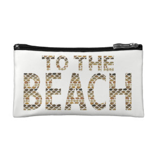 To The Beach Cosmetic Bag