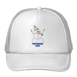 To the Birthday Boy! Trucker Hat