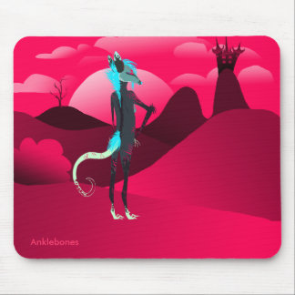 To the castle mouse mat