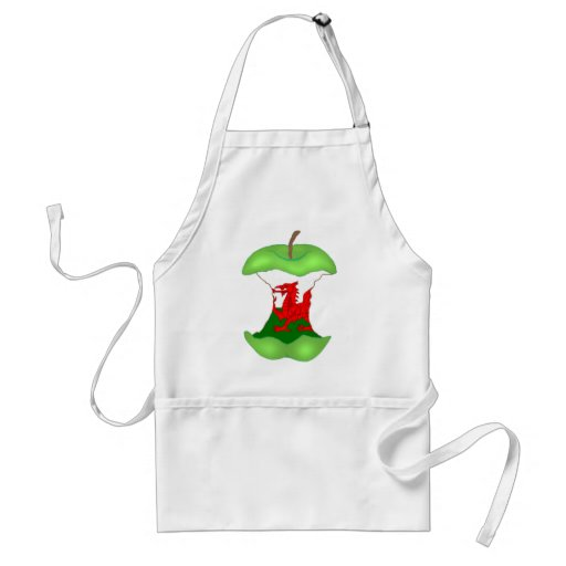 'to the core' Wales Aprons