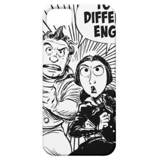 To The Difference Engine Panel iPhone 5 Case