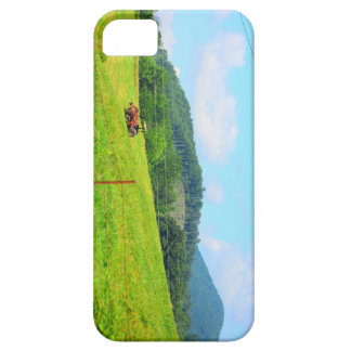 To The Farm I Will Return iPhone 5 Case