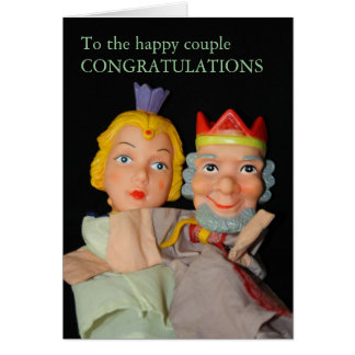 To the happy coupleCONGRATULATIONS Card... Card
