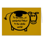 To the Moo... st wonderful Father