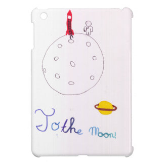To the Moon Cover For The iPad Mini