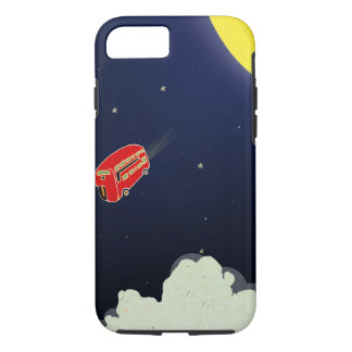 To the moon iPhone 8/7 case