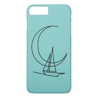 to the moon iPhone 8 plus/7 plus case