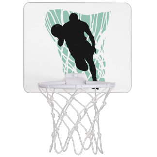 To The Net Basketball Mini Hoop Mini Basketball Backboard