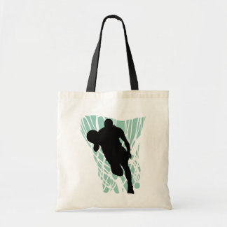 To the Net Basketball Tshirts and Gifts Budget Tote Bag