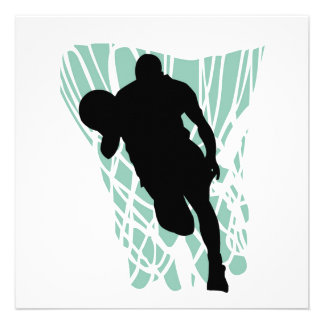 To the Net Basketball Tshirts and Gifts Custom Announcement