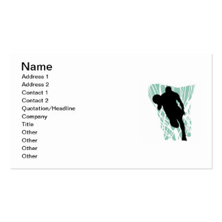 To the Net Basketball Tshirts and Gifts Pack Of Standard Business Cards