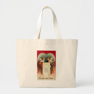 To The One I Love (3) Canvas Bag