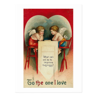To The One I Love (3) Postcard