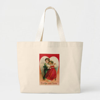 To The One I Love (4) Tote Bags
