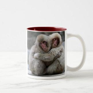 To The One I Love Monkey Mug