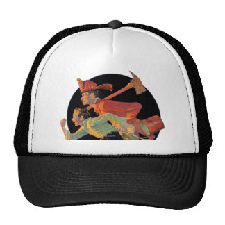 To the Rescue Cap