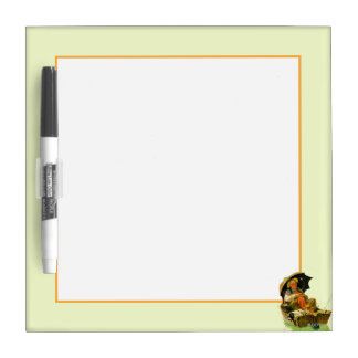 To the Rescue Dry Erase Board
