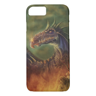 to the rescue! fantasy dragon iPhone 7 case