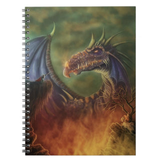 to the rescue! fantasy notebook