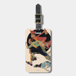 To the Rescue Luggage Tag