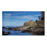 To the sea pack of standard business cards