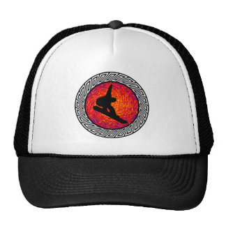 TO THE SNOWBOARD TRUCKER HAT