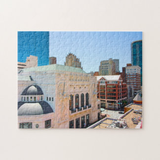 To the Theater Jigsaw Puzzle
