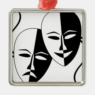 To the Theatre Ornaments