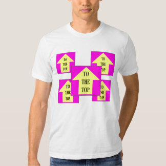 TO THE TOP (PINK) SHIRTS