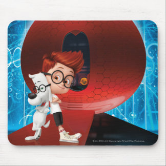 To The Wabac Mouse Mat
