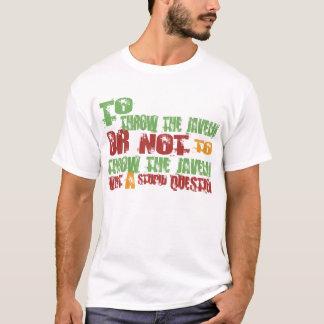 To Throw the Javelin T-Shirt