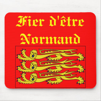 To trust to be Norman Mouse Mat