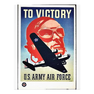 To Victory 21.5 Cm X 28 Cm Flyer