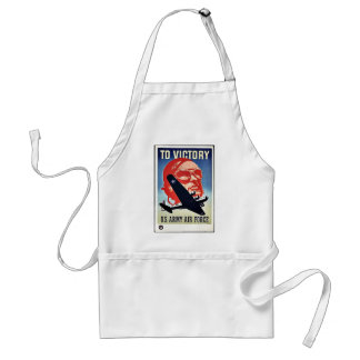 To Victory Aprons