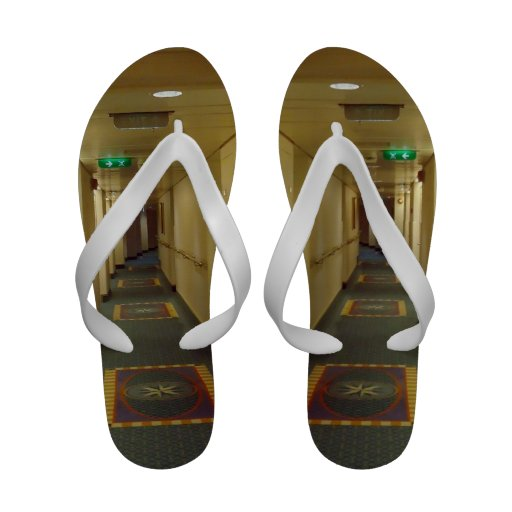 To Your Cabin Sandals