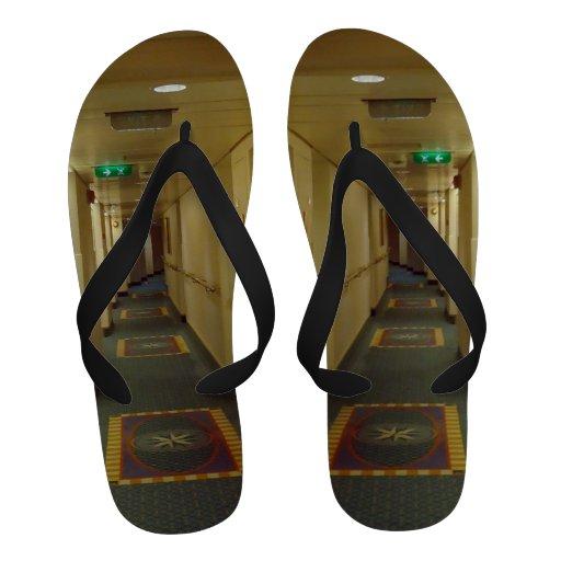 To Your Cabin Flip Flops