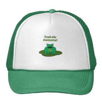 Toad-ally Awesome Mesh Hat