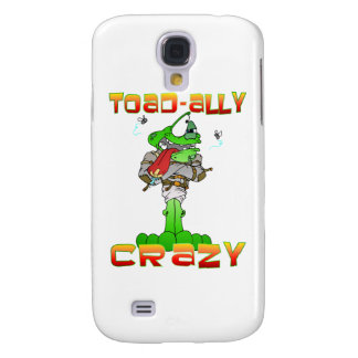 Toad-ally Crazy Galaxy S4 Case