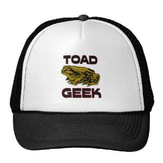 Toad Geek Cap